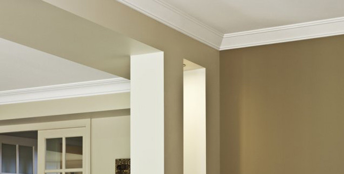 Cornice and Square Set
